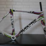 Parkpre K999 Future Rainbow Jersey, designed by Sak_art