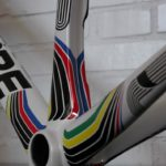 Parkpre K999 Future Rainbow Jersey, designed by Sak_art - details 1