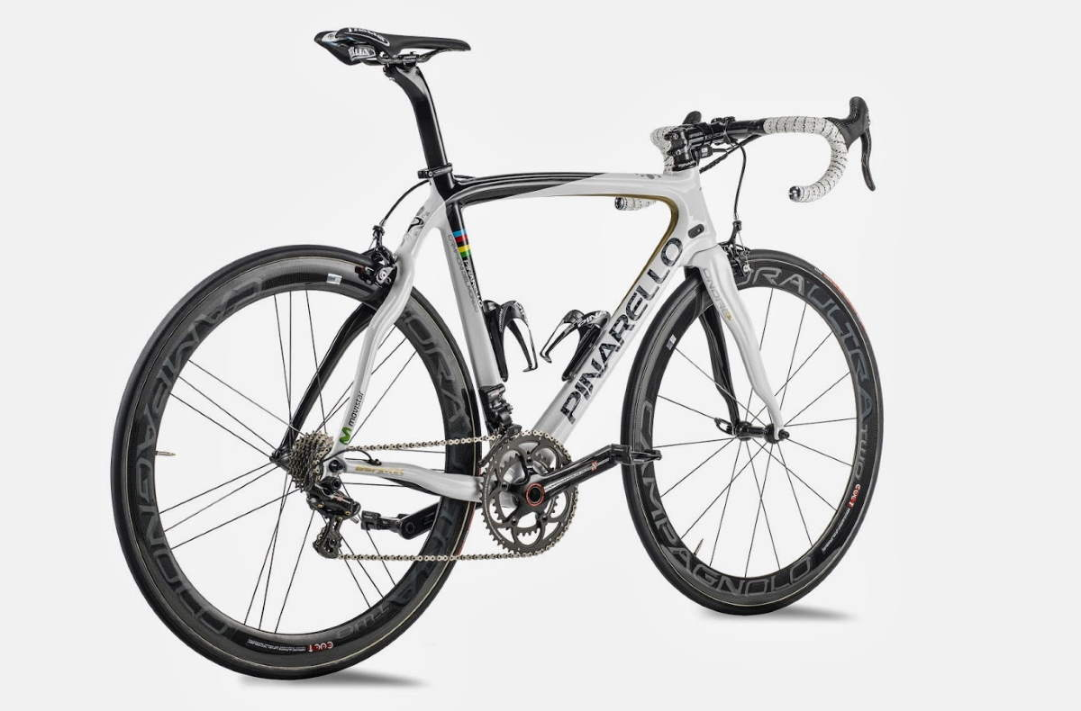 Pinarello Dogma 65.1 Think2 2013 UCI World Champion special edition