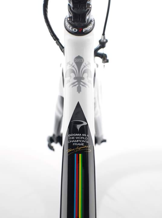 Pinarello Dogma 65.1 Think2 World Champion Edition
