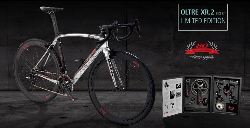 Bianchi Oltre XR.2 Campagnolo 80th Anniversary Edition