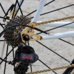 Casati Campagnolo 80th Anniversary Limited Edition bike - rear derailleur