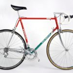 A 7-Eleven Eddy Merckx bike