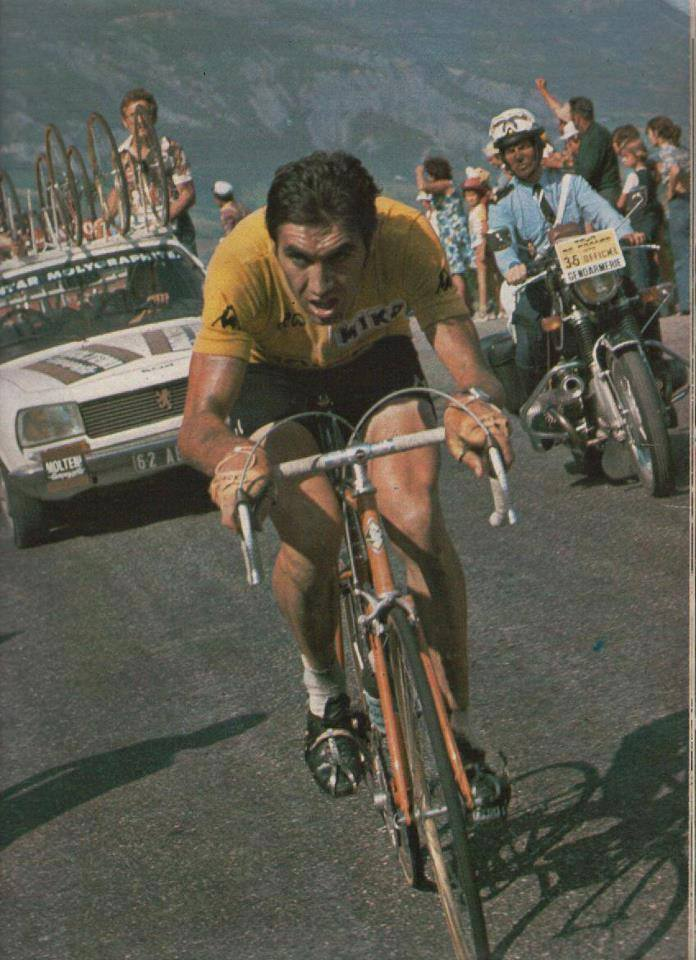 Eddy Merckx, Tour de France