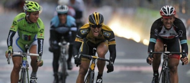 Gerald Ciolek (Mtn-Qhubeka) wins Milan-San Remo 2013 (featured)