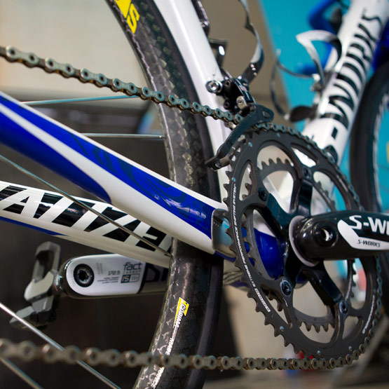 Specialized S-Works Tarmac 2014 Nibali Edition complete bike details - Campagnolo 80th Anniversary groupset
