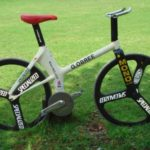 Obree's Hour Record attempt bike sold for £10,000 on ebay