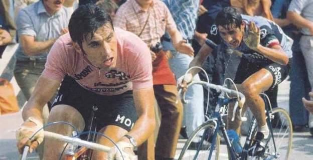 Merckx vs Battaglin, 1973 Giro (featured)