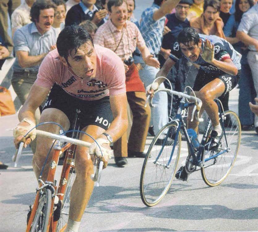 Merckx vs Battaglin, 1973 Giro