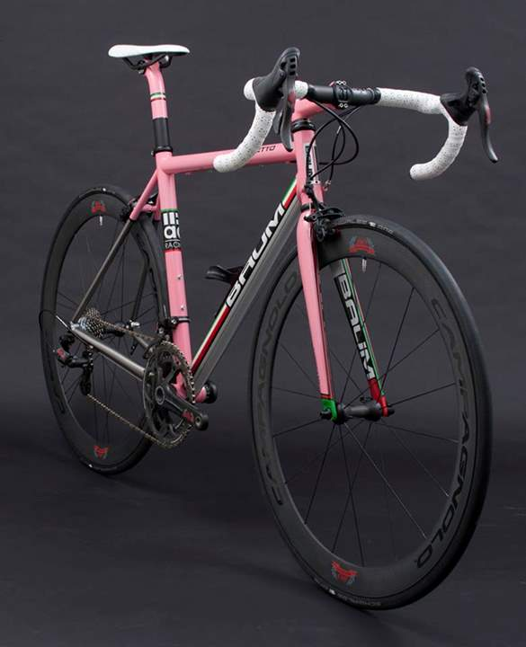 Baum Corretto with Campagnolo 80th Anniversary Groupset