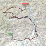 Giro d'Italia 2014 stage 20 map (new)