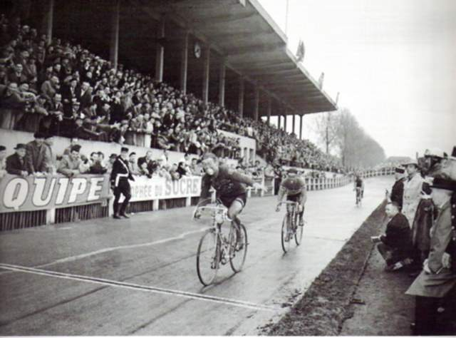 Paris-Roubaix 1959, winner: Noël Foré