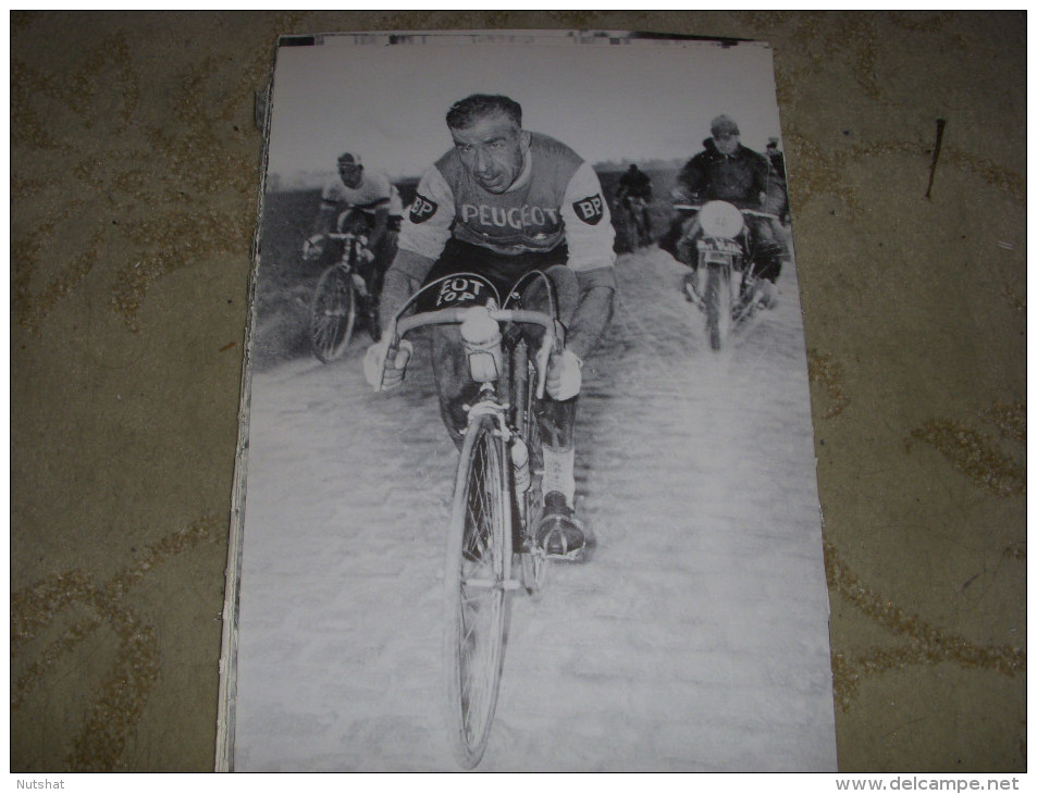 Paris-Roubaix 1960, winner: Pino Cerami