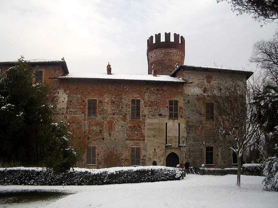 The Castle of Malgrà, Rivarolo Canavese