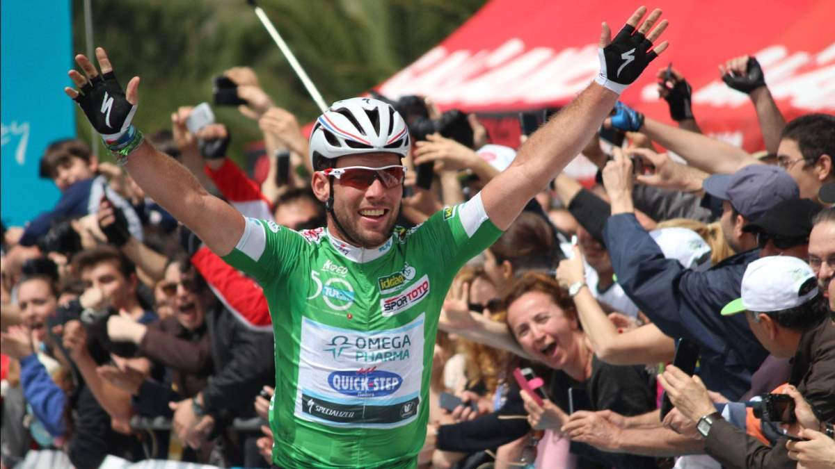 Mark Cavendish wins Tour of Turkey 2014 stage 8, Istanbul
