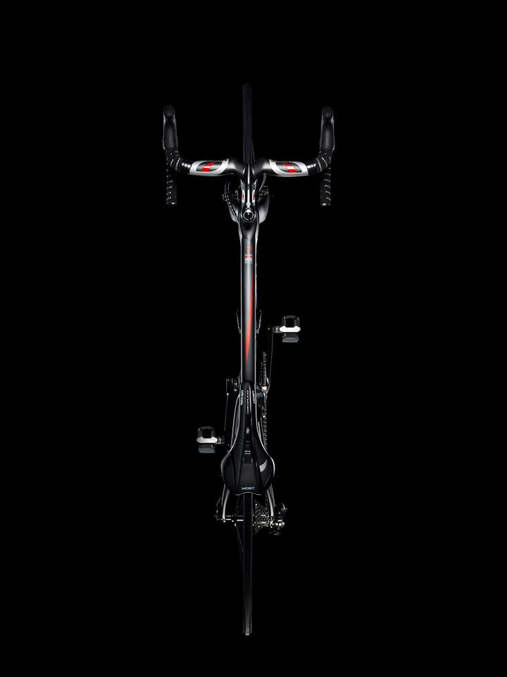 Pinarello Dogma F8 (from up)