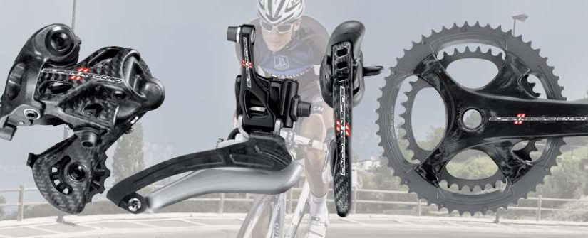 Campagnolo launches new Super Record, Record, Chorus mechanic and Chorus electronic groupsets