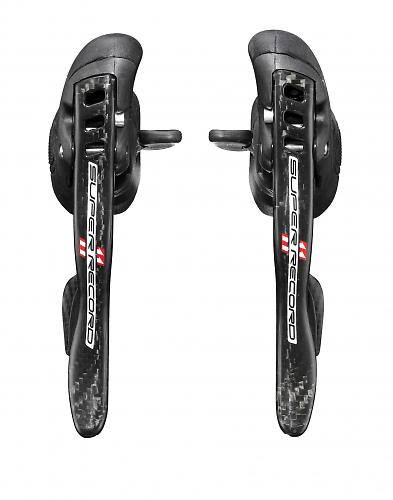 Campagnolo Super Record 2015 ergopower shifters