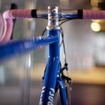 Hampsten Cycles - Maglia Rosa Superissimo - details