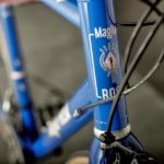 Hampsten Cycles - Maglia Rosa Superissimo - head tube