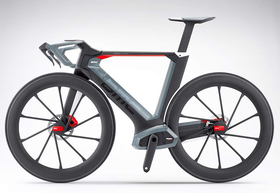 BMC Impec Concept road bike