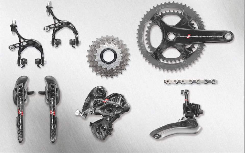 Campagnolo Super Record mechanical groupset (2015)