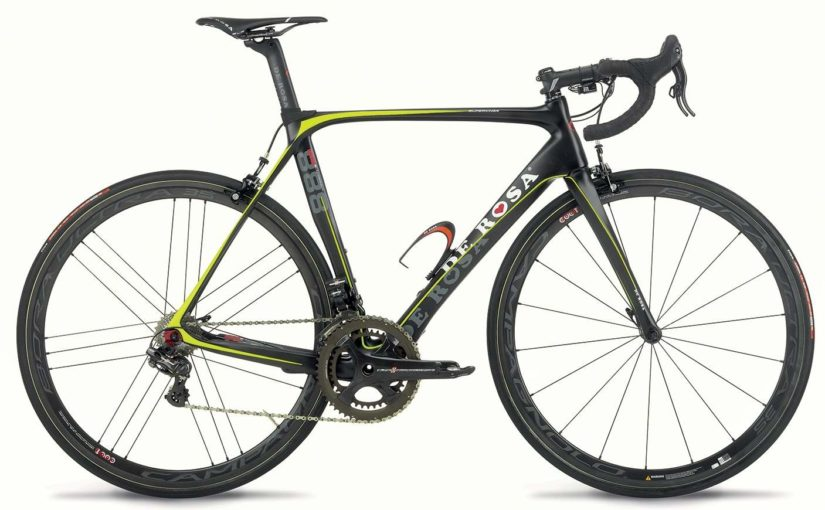 De Rosa 888 SUPERKING E 2015 (Black/Neo)