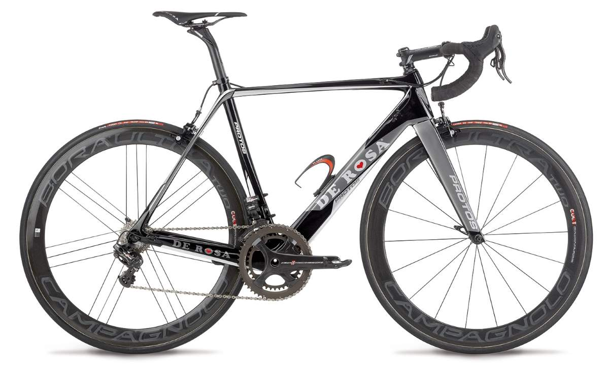 De Rosa Protos 2015 - Black-Gloss