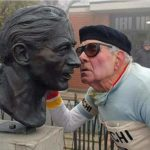 Valeriano Falsini, friend of Fausto Coppi