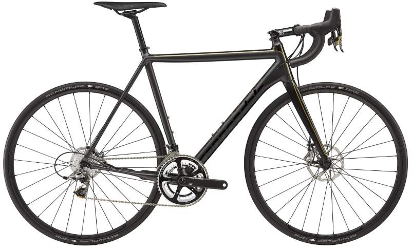Cannondale CAAD10 2015 Black Inc. Disc (featured)