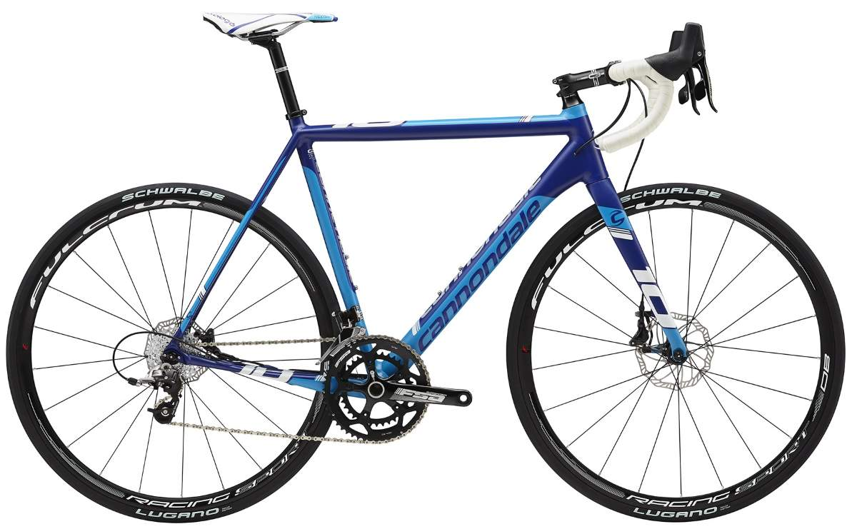 Cannondale CAAD10 2015 SRAM Rival Disc