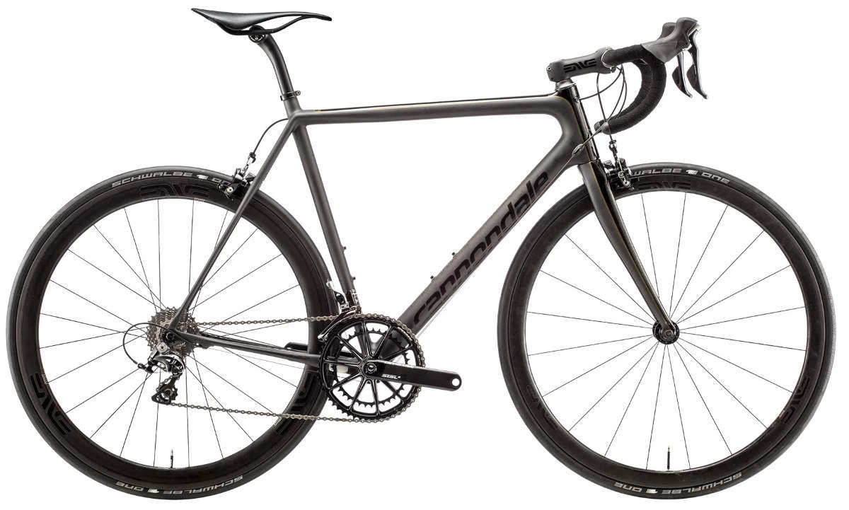 Cannondale SuperSix EVO 2015 Black Inc