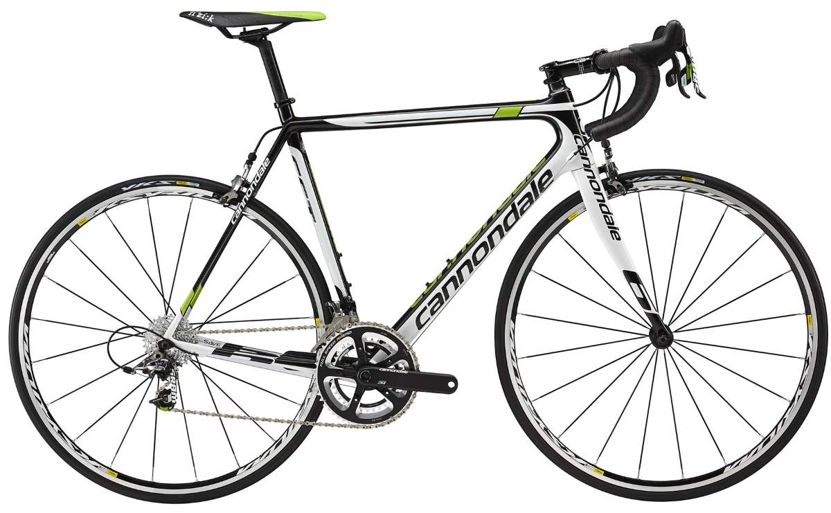 Cannondale SuperSix EVO 2015 Carbon RED
