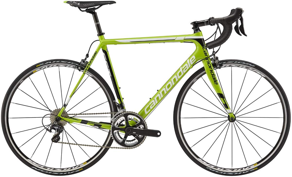 Cannondale SuperSix EVO 2015 Carbon Ultegra