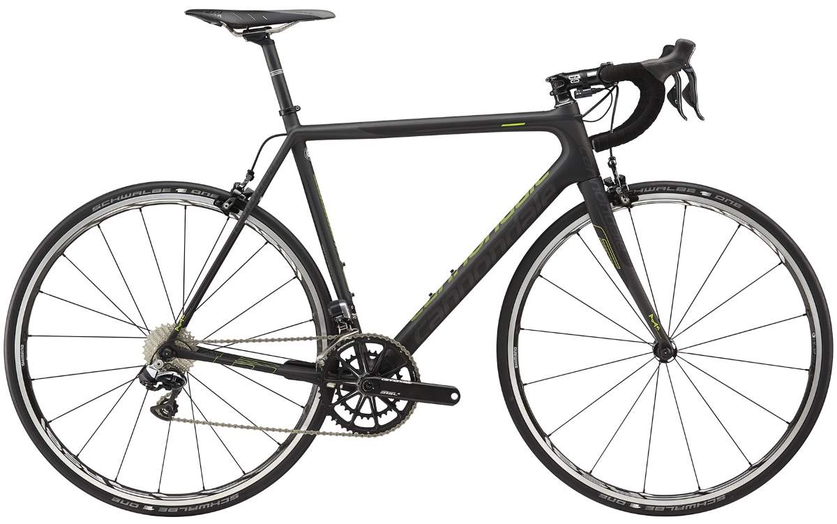 Cannondale SuperSix EVO 2015 Hi-MOD Dura Ace Di2