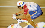 Miguel Indurain breaking the Hour Record (video)
