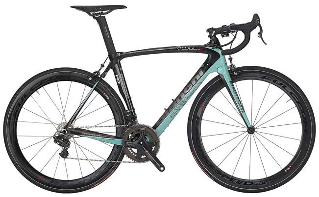 Bianchi Oltre XR2 2015 Campagnolo Super Record EPS 11sp Compact YKBL8YB1