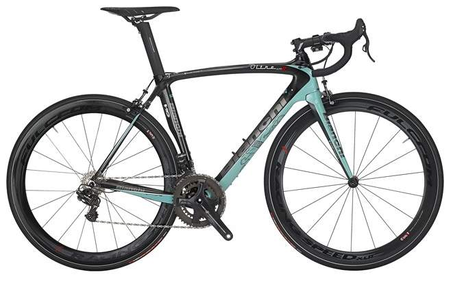 Bianchi Oltre XR2 2015 Campagnolo Super Record EPS 11sp Double YKBQ9YB1