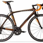 Bottecchia SP9 Supernova 2015 matt carbon yellow orange fluo
