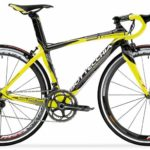 Bottecchia SP9 Supernova 2015 matt carbon yellow fluo