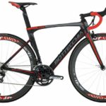 Bottecchia T1 Tourmalet 2015 matt carbon red