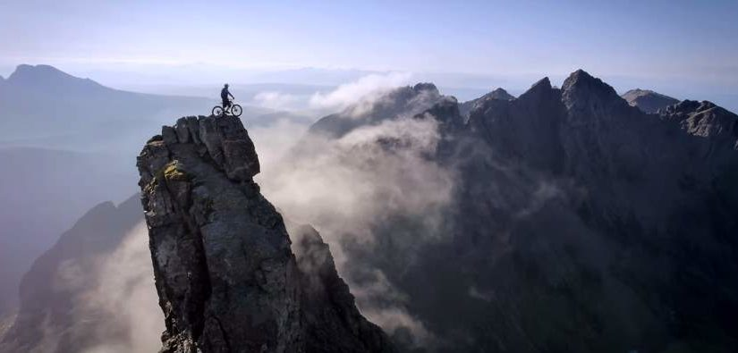 The Ridge by Danny MacAskill