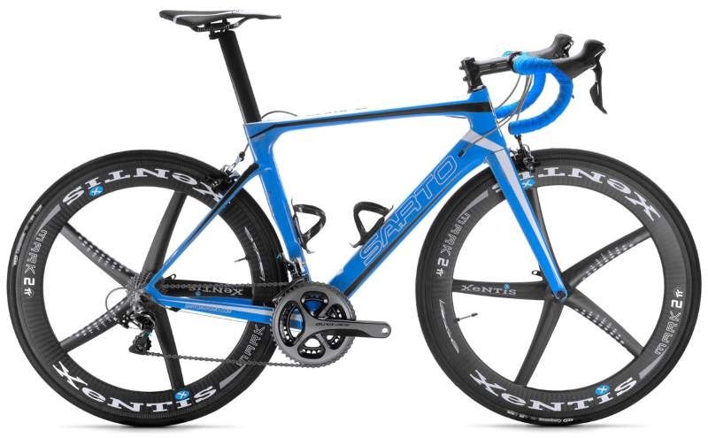 Sarto Lampo 2015 complete bike (featured)