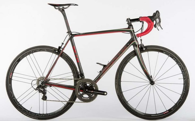 Sarto Seta: North American Handmade Bicycle Show Best Campagnolo build winner