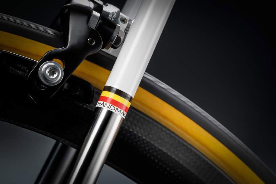 Eddy70 bike - seat stays