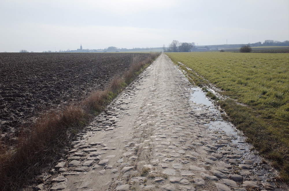 Paris-Roubaix 2015 Route and Cobbled sectors - Mons-en-Pévèle