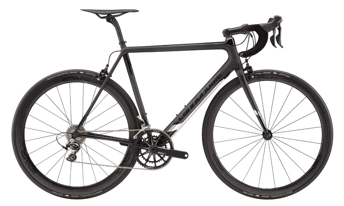 Cannondale Supersix Evo Black Inc 2016