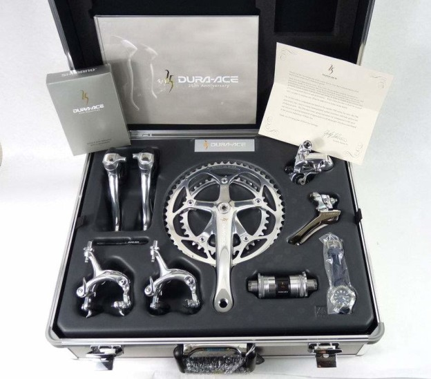 Dura-Ace 25th Anniversary Group