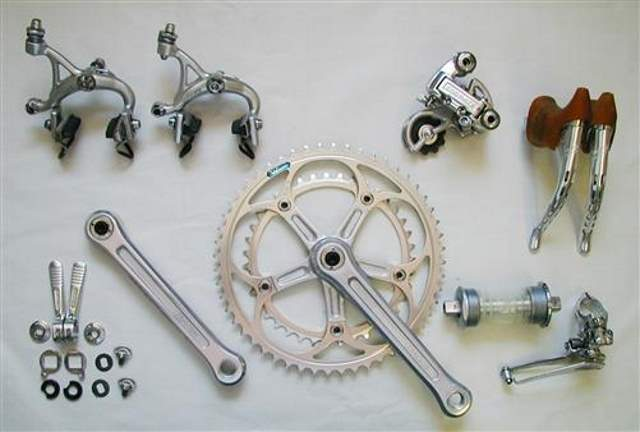 Dura-Ace history: Dura-Ace 7100 group