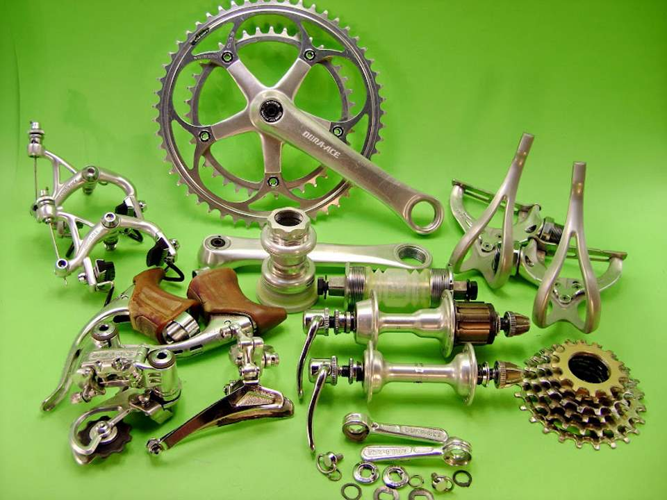 Dura-Ace history: Dura-Ace EX 7200 group